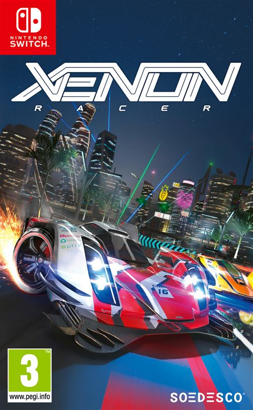 Xenon Racer Nintendo Switch