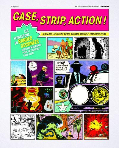 Case, strip, action! Les feuilletons en bandes dessinées dans les magazines pour la jeunesse (1946-1