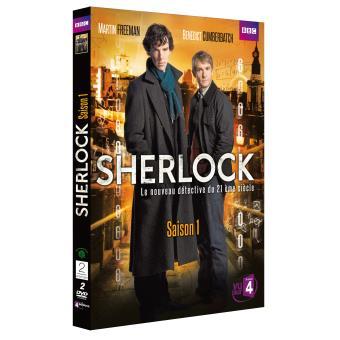 SherlockSherlock saison 1