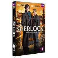 Sherlock Saison 1 DVD