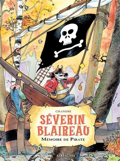 Mémoire de pirate
