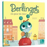 Berlingot n'a peur de rien ! tome 2  (coll. mes ptits albums)