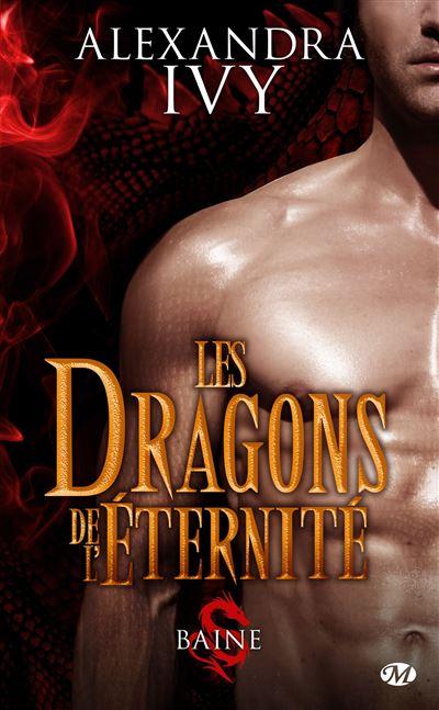 Les Dragons de l'éternité, T1 : Baine