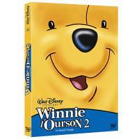 Winnie l'Ourson 2 : Le Grand voyage DVD