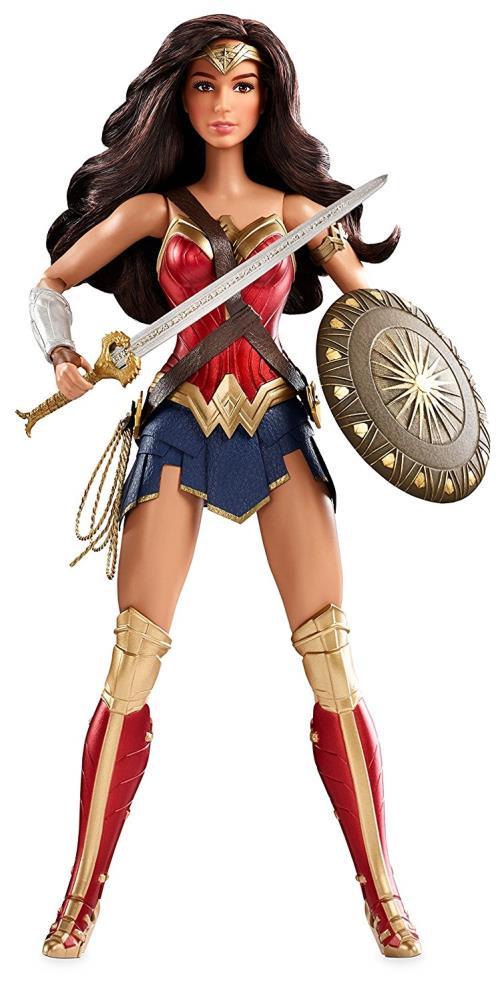 Poupée Barbie Wonder Woman Collection Black Label Batman Vs Superman
