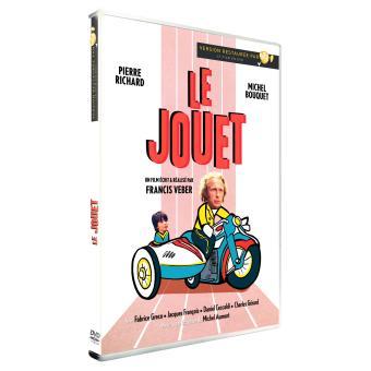 Le Jouet Combo DVD