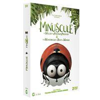 Coffret Minuscule 1 et 2 DVD