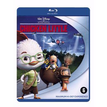 Disney ClassicsCHICKEN LITTLE-NL-BLURAY