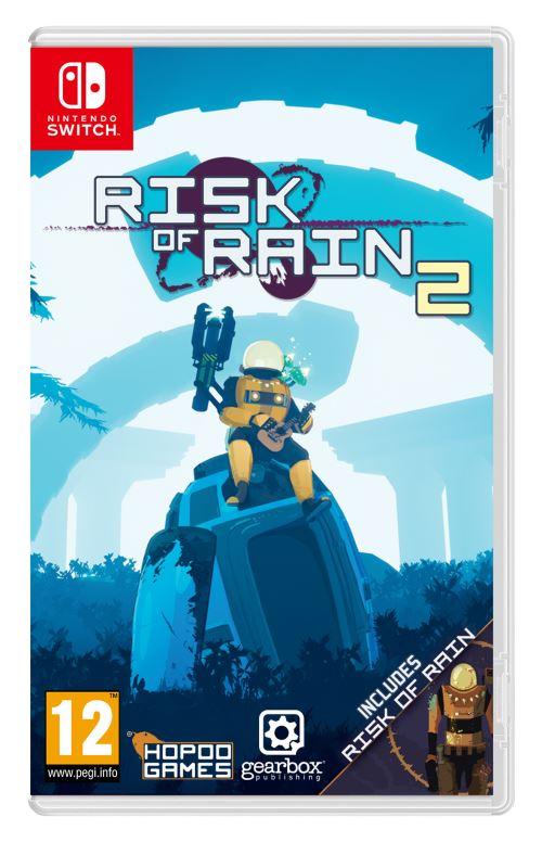 Risk of Rain 2 Nintendo Switch