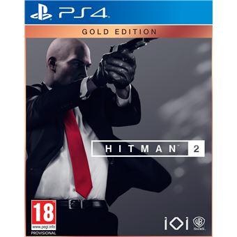 HITMAN 2 GOLD EDITION FR/NL PS4