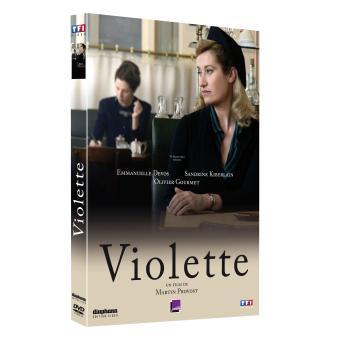 Violette DVD