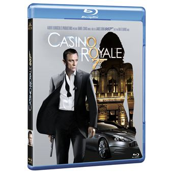 James BondCasino Royale Blu-ray
