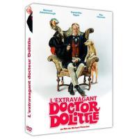 L'extravagant docteur Dolittle DVD