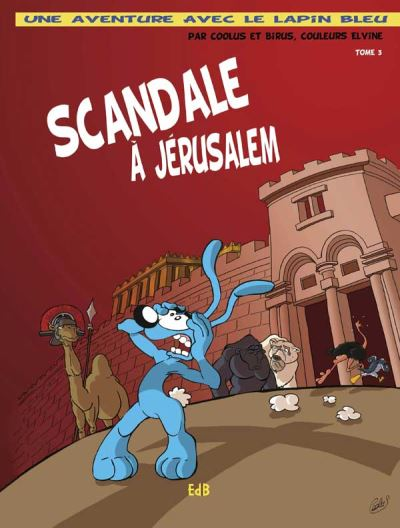 Scandale à Jérusalem
