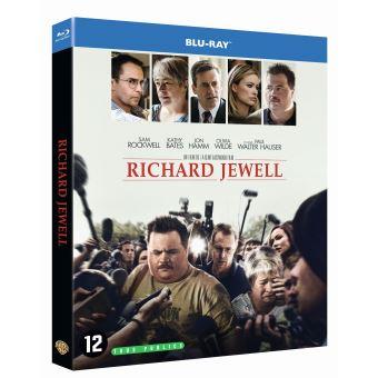 Le Cas Richard Jewell Blu-ray