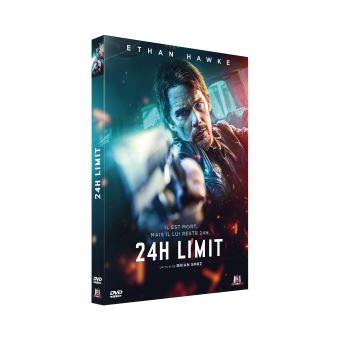 24H Limit DVD