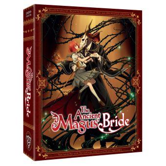 The Ancient Magus' BrideThe Ancient Magus' Bride Saison 1 Edition Collector Limitée Numérotée Blu-ray