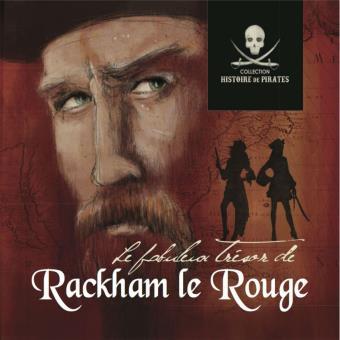 Rackam le Rouge Le fabuleux trésor Digipack