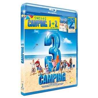 CampingCamping 3 Edition limitée Blu-ray