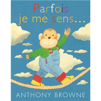 parfois je me sens broch anthony browne achat livre fnac. Black Bedroom Furniture Sets. Home Design Ideas