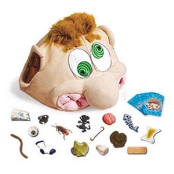 Gaston cabezón - Juego infantil