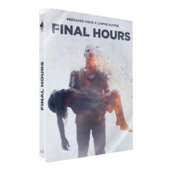 Final hours Blu-ray