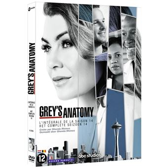 Grey's AnatomyGrey's Anatomy Saison 14 DVD