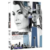 Grey's Anatomy Saison 14 DVD