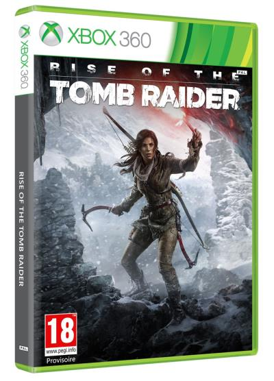 Rise of the Tomb Raider Xbox 360 - Xbox 360