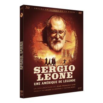 Sergio Leone, une Amérique de légende Combo Blu-ray DVD