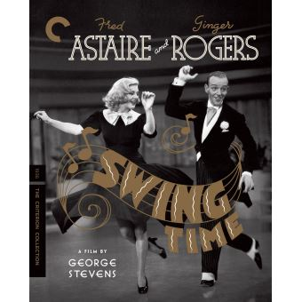 Swing Time Blu-ray