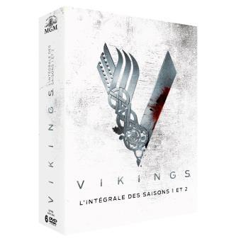 VikingsVikings Saison 1 et 2 Coffret DVD