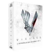 Vikings Saison 1 et 2 Coffret DVD
