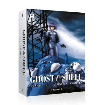 Ghost in the ShellGHOST IN THE SHELL: STAND ALONE COMPLEX - S1-FR-6DVD