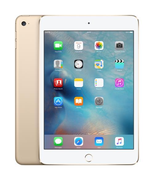 Apple iPad Mini 4 128 Go Wifi Or 7,9