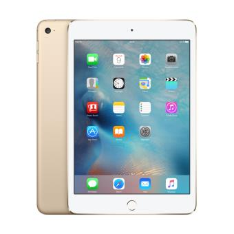 Apple iPad Mini 4 128GB wifi goud 7.9 ""