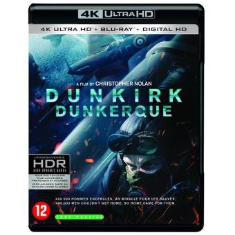 DUNKIRK-DUNKERKE-BIL-BLURAY 4K