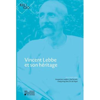 Vincent lebbe et son heritage
