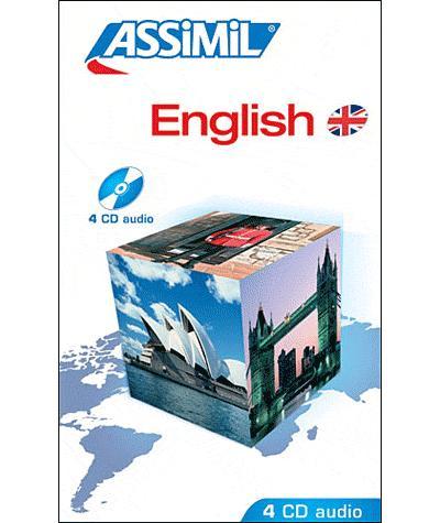 English anglais 4cd