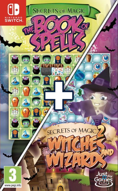 Secrets of Magic 1 + 2 Nintendo Switch
