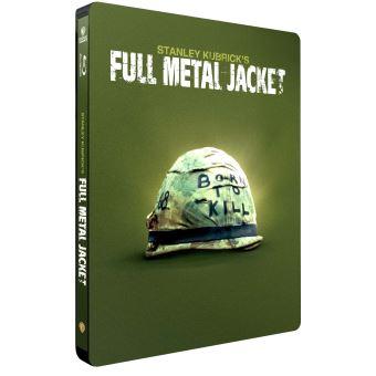 Full metal jacket/steelbook iconic edition limitee