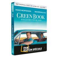 Green Book : Sur les routes du sud Steelbook Edition Spéciale Fnac Combo Blu-ray 4K Ultra HD
