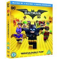 Lego Batman Movie-Bluray 2D 3D-Nl/Fr