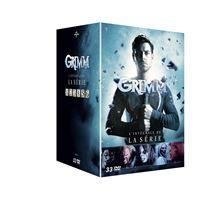 Coffret Grimm L'intégrale DVD