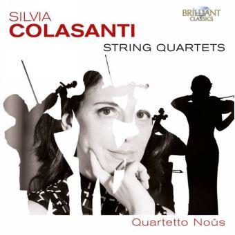 Colasanti: string quartets