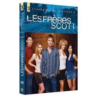 Les Frères ScottLes Frères Scott Saison 3 DVD
