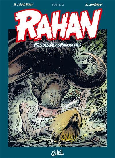 Rahan - Intégrale T01 Nouvelle édition