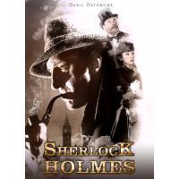Coffret Sherlock Holmes Basil Rathbone 4 Films DVD