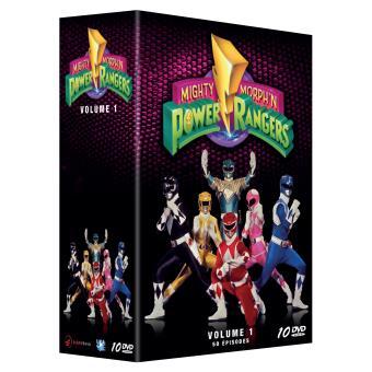 Mighty Morphin Power Rangers volume 1 Nouveau Livre
