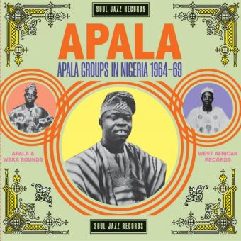 Apala Groups in Nigeria 1964-69 - CD